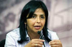 Venezuela-minister-for-foreign-affairs-Delcy-Rodriguez