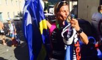 Marlies Kort wereldkampioen in Oostenrijk
