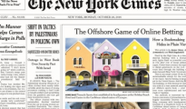 New-York-Times-Curacao-sports-betting-online-betting