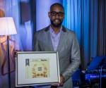 Andre Rojer- 1Hispanic Awards 2015