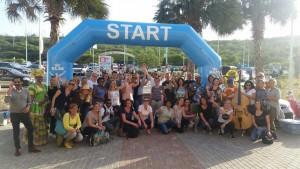 FAM trip KLM Curaçao Sales Run