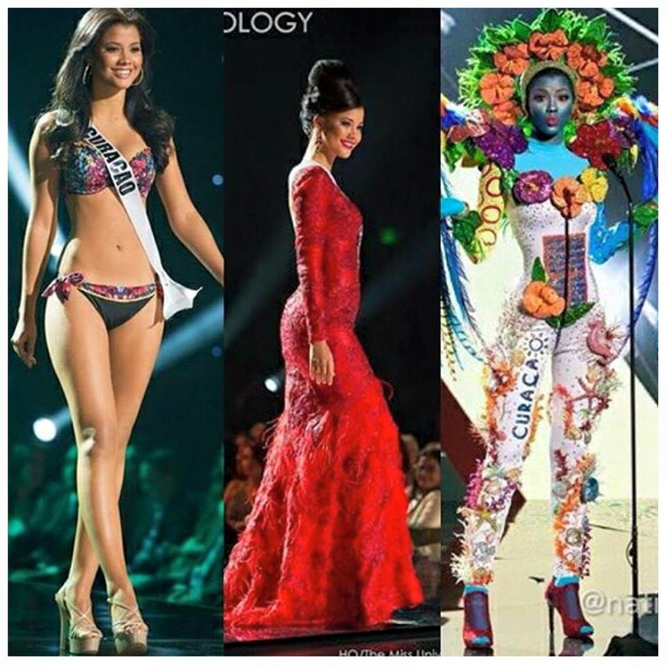 Miss Universe - Curaçao Chronicle
