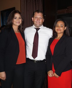 Fahrida Biervliet and Ronnie Gruppen_Sante Finance_Elizangela Silberie_RBC Relationship Manager Business Banking