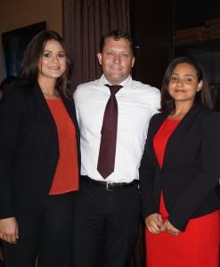 Fahrida Biervliet and Ronnie Gruppen_Sante Finance_Elizangela Silberie_RBC Relationship Manager Business Banking