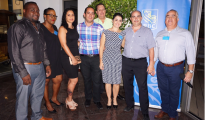The Universal_Global Motors sales team honored for most referrals
