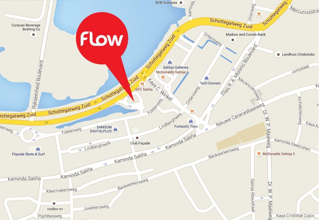 MAPLocation Flow New Retail Center