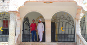 Aktham-Abu-Fakher-moskee-van-Otrobanda-Foto-Persbureau-Curacao