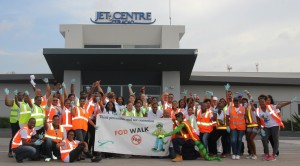 FOD Walk April 2016