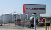 Halliburton-olie