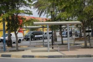 bus station Otrabanda