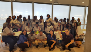 Curacao Students at Expedia- 1 (L)