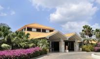 Front of Floris Suite Hotel