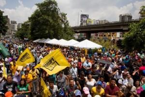 Venezuela-demonstraties