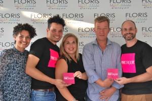 PinkCuraçao Partner - Floris & Moomba
