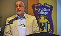 NGC 2015 Grad Feature Speaker Dr. Didacus Jules
