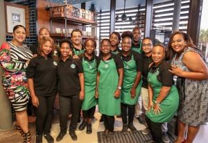 Starbucks Crew