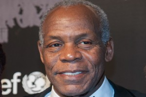 NEW YORK-DEC 3: Actor Danny Glover attends the 9th Annual UNICEF