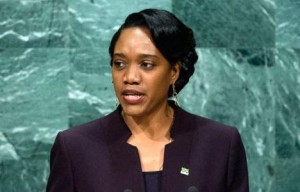 GA71 General Debate H.E. Ms. Francine Baron, Minister for Foreign Affairs of Dominica