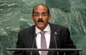 Antigua and Barbuda H.E. Mr. Gaston Alphonso Browne Prime Minister General Assembly Seventy-first session 20th plenary meeting General Debate