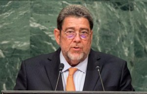Saint Vincent and the Grenadines H.E. Mr. Ralph Gonsalves Prime Minister General Assembly Seventy-first session, 17th plenary meeting General Debate