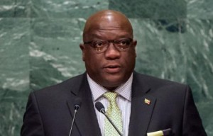 Saint Kitts and Nevis H.E. Mr. Timothy Harris Prime Minister General Assembly Seventy-first session 20th plenary meeting General Debate
