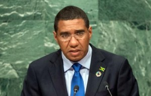 Jamaica H.E. Mr. Andrew Holness Prime Minister General Assembly Seventy-first session, 17th plenary meeting General Debate