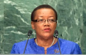 Barbados H.E. Ms. Maxine Pamela Ometa McClean Minister for Foreign Affairs and Foreign Trade General Assembly Seventy-first session 20th plenary meeting General Debate