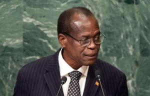 Grenada H.E. Mr. Elvin Nimrod Minister for Foreign Affairs General Assembly Seventy-first session 20th plenary meeting General Debate