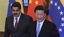 Chinese President Xi Jinping Meets Venezuela's President Nicolas Maduro