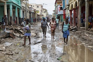 Hurricane Matthew Jeremie Les Cayes