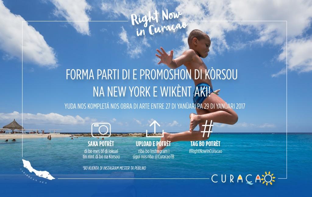 CURACAO - NY Local Awareness Creative PAP