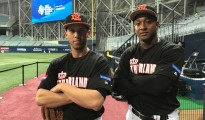 Andrelton Simmons&Jonathan Schoop -WBC