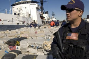 Coast Guard Record Cocaine Bust