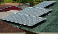 Lake Worth home powered by solar panels