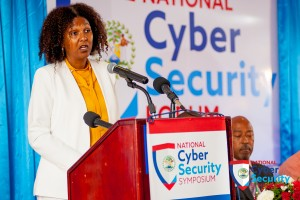Belize Cyber Security Forum Kim Simplis Barrow