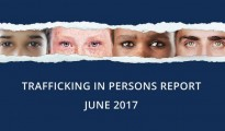 Human trafficking report
