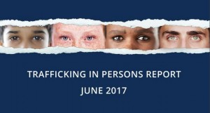 Human trafficking report