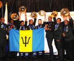 The Barbados Culinary Team in Miami Tuesday