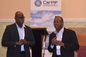 CarPIF Co-Hosts Shernon Osepa and Bevil Wooding