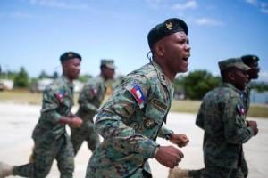 haiti-army