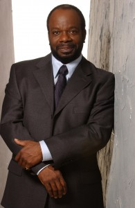 Joseph Marcell of  THE BOLD AND THE BEAUTIFUL Photo: Cliff Lipson/CBS ©2003 CBS BROADCASTING INC. ALL RIGHTS RESERVED.
