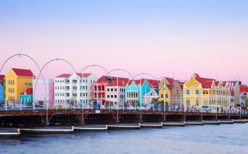 Handelskade-Willemstad-Curacao-Istock
