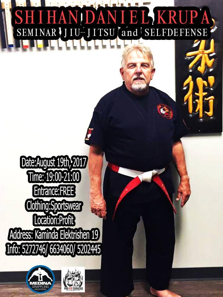 Master Daniel Krupa