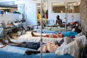 Cholera in Haiti