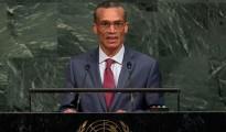 H.E. Dennis MOSES Minister for Foreign and CARICOM Affairs of Trinidad & Tobago