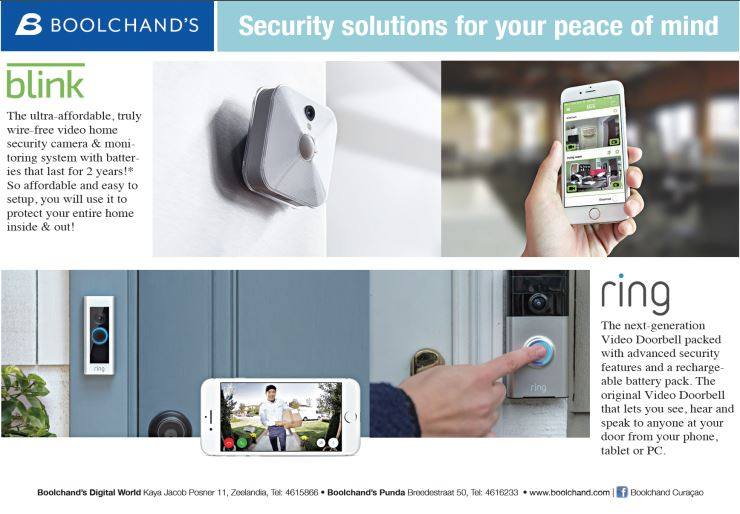 Boolchands presents security solutions for your peace of mind ...