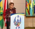Caribbean Telecommunications Union Secretary General Bernadette Lewis