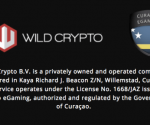 Curaçao-eGaming-License-Validation-Wild-Crypto-casino-1668-JAZ