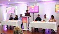 Jiwan Gonesh, Elisabeth Kok, Gisgard Felida, Steven Martina, Janine de Wind