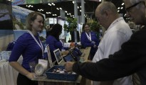 New York Times Travel Show - Curacao (2)